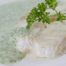 Fish Fillets With Parsley Sauce